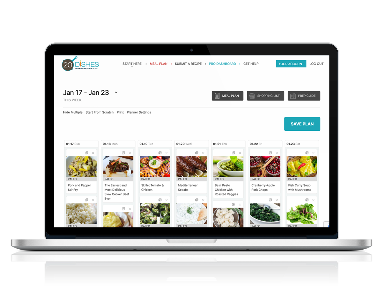 Customized Meal Prep Plans