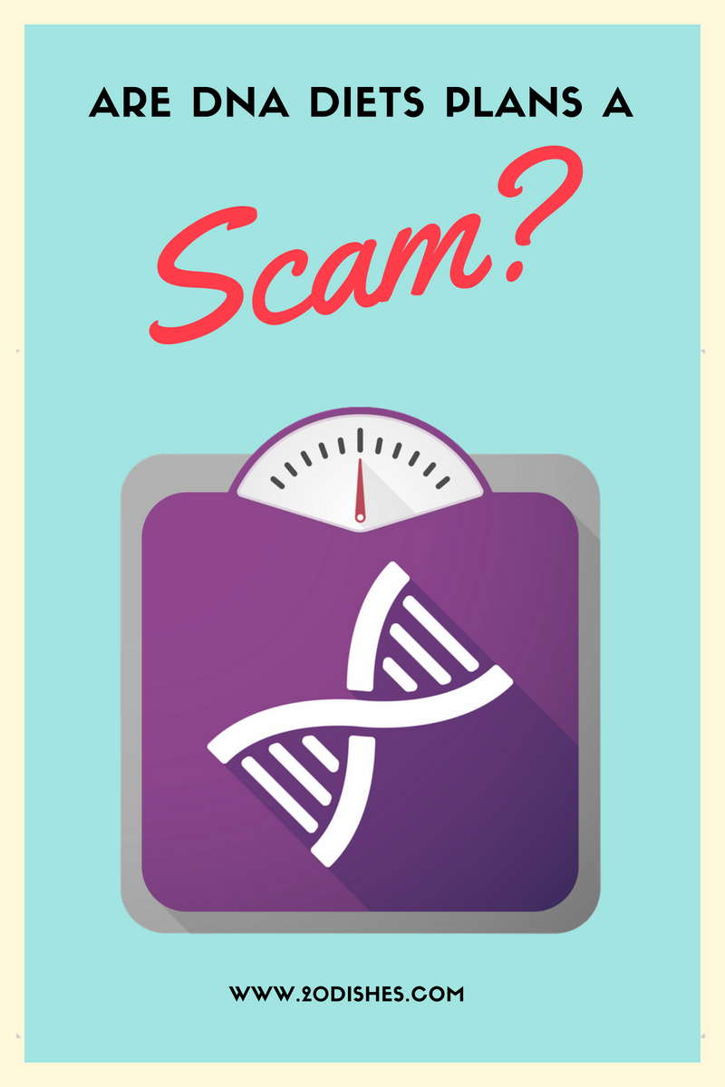 Are DNA DIets Plans a scam do they work